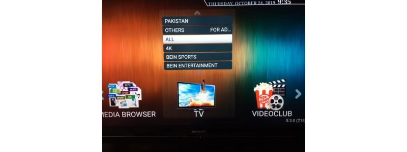 PYRAMIDS IPTV SERVER.