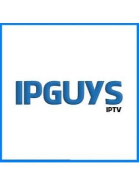 IPGUY (Cod 123) IPTV Server