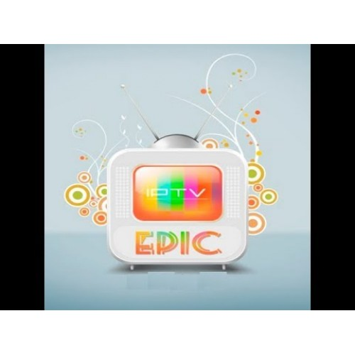 EPIC IPTV Server
