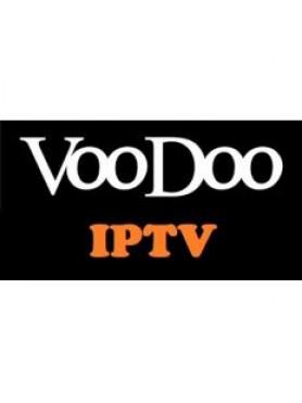 VooDoo IPTV Server